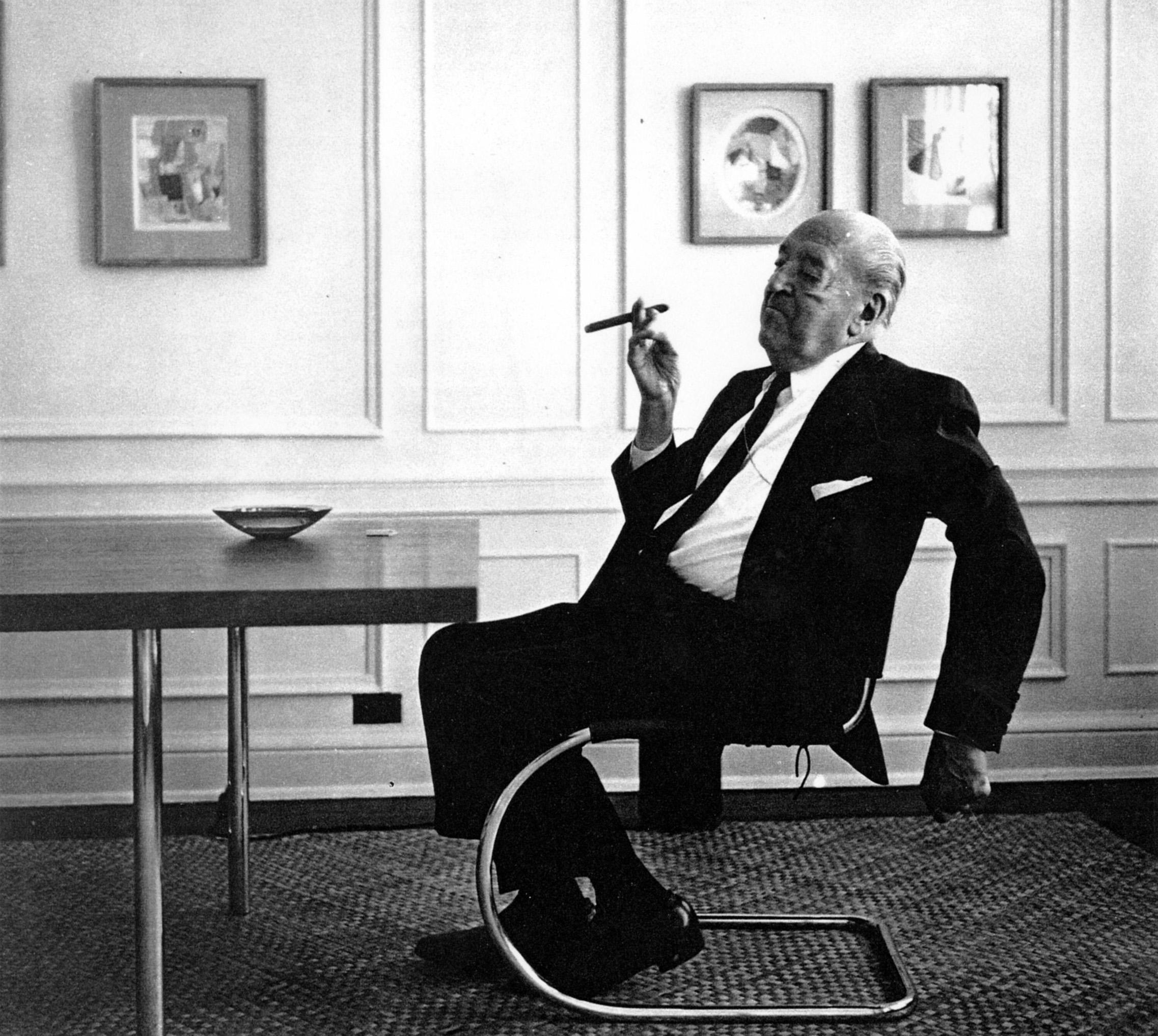 126° Aniversário de Mies van der Rohe