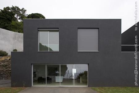 Casa Funchal V / Paulo David, © Leonardo Finotti