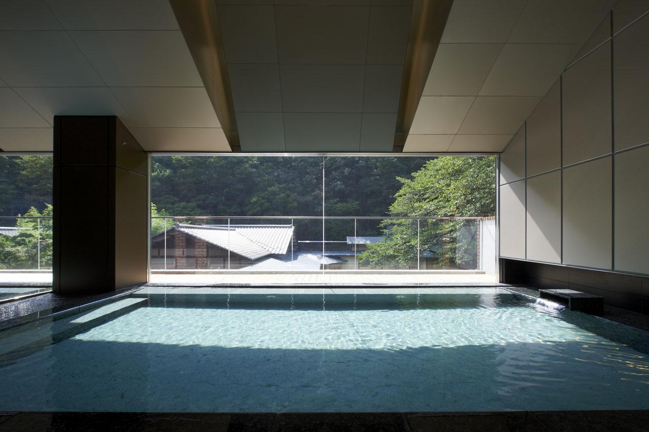 Yomogino Ryokan Hot Spa / Ryuichi Sasaki + Sasaki Architecture , Cortesia de Ryuichi Sasaki + Sasaki Architecture