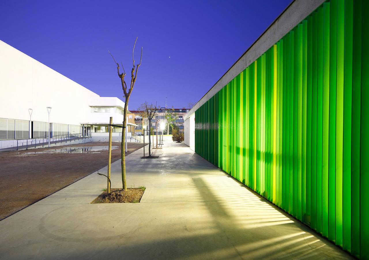 Jardim de infância Sant Pere Pescador / Abar + Ovidi Alum, © Cortesia de Abar + Ovidi Alum