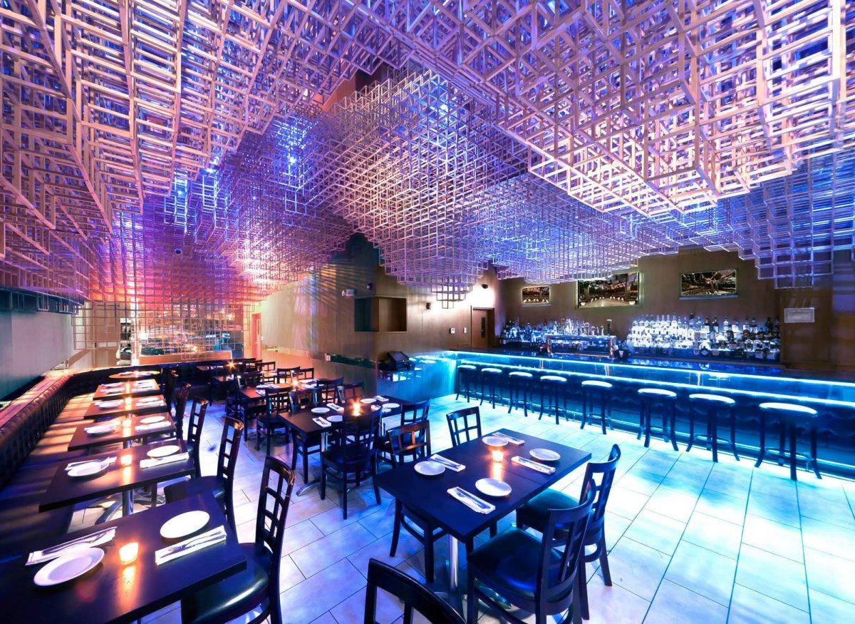 Instalação Restaurante Innuendo / bluarch, Cortesia de Bluarch