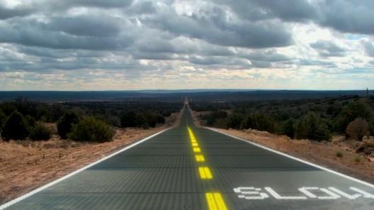 A estrada solar cada vez mais próxima