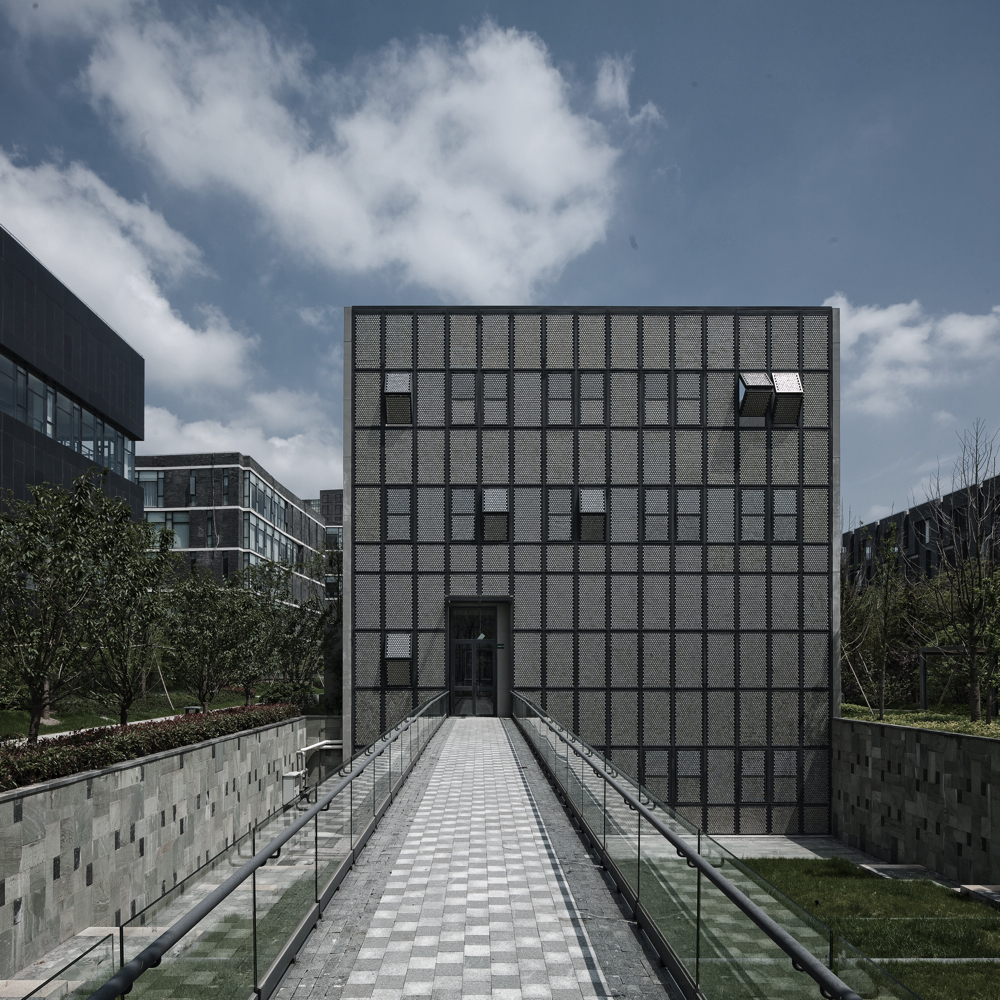 'Cubo de Lata' / Archi Union Architects Inc, © Sheng Zhonghai