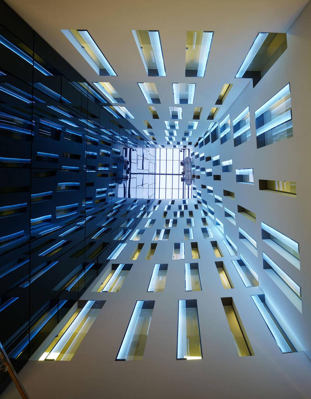 Hotel Ayre / Wortmann Architects + Guillermo Bañares Arquitectos + Carlos Narvaez, © Stefan Müller