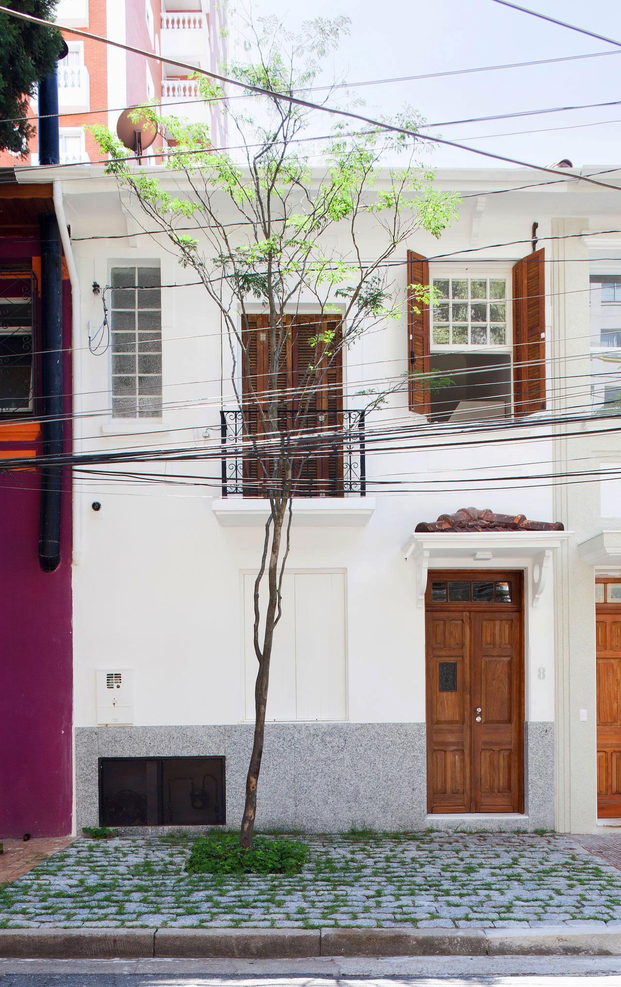 Reforma casa de vila studio gga archdaily brasil - Reformas en casa ...