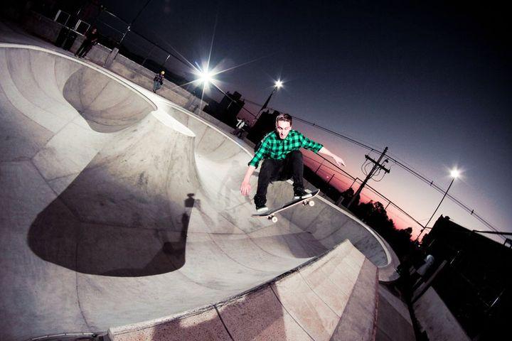 COMPLEX Skatepark / SPOT - Skate Parks Otimizados, © Alex Brandão