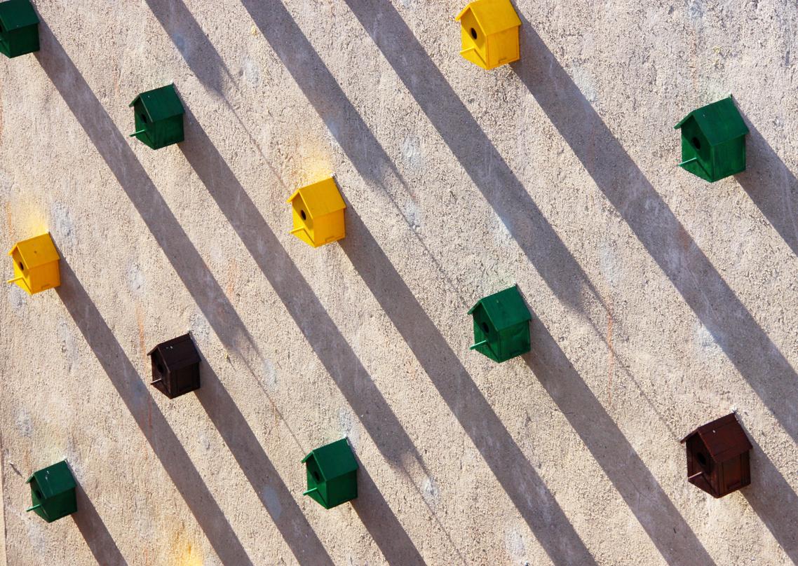 Ninhos urbanos / Dom arquitectura, © Cortesia Dom arquitectura