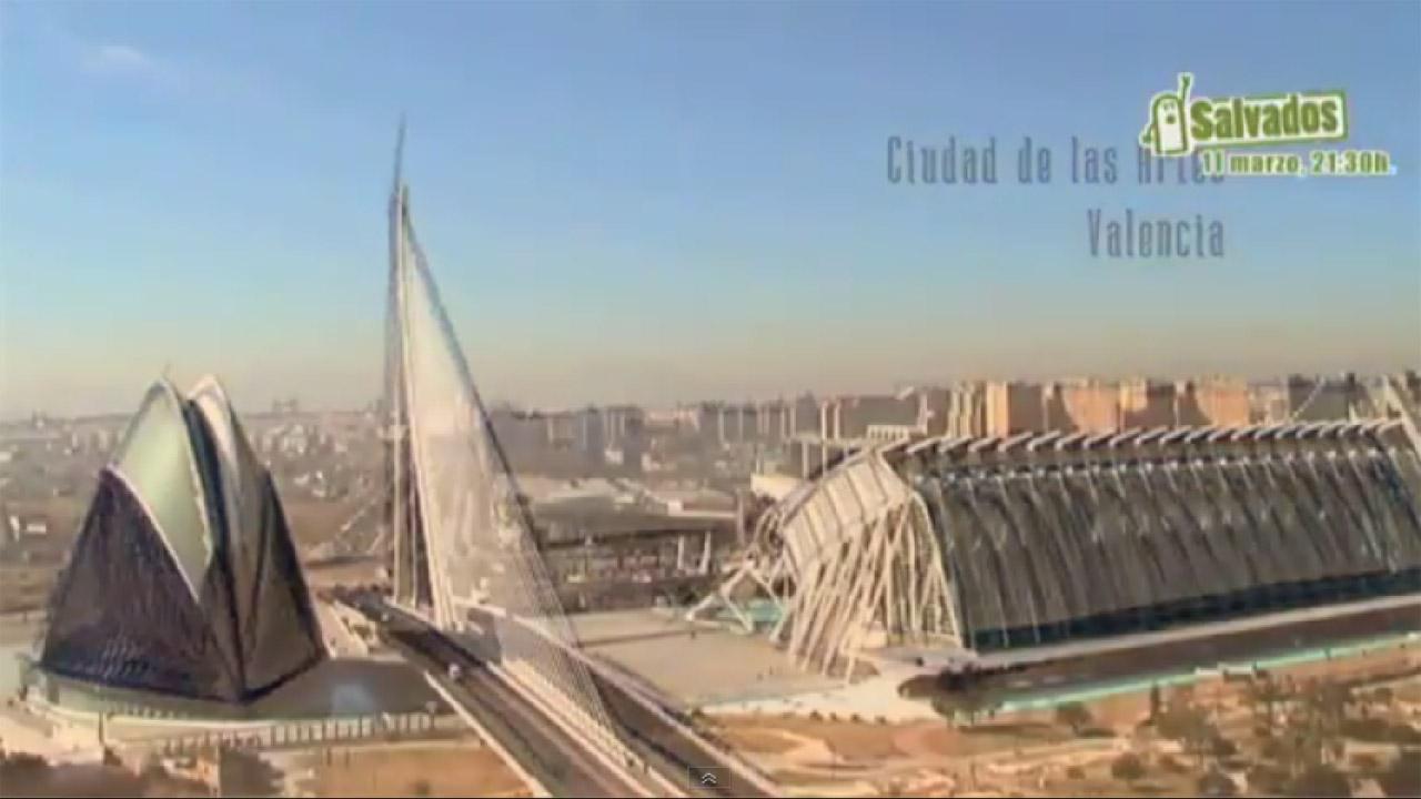 Espanha: Mega estruturas culturais sem cultura em seu interior