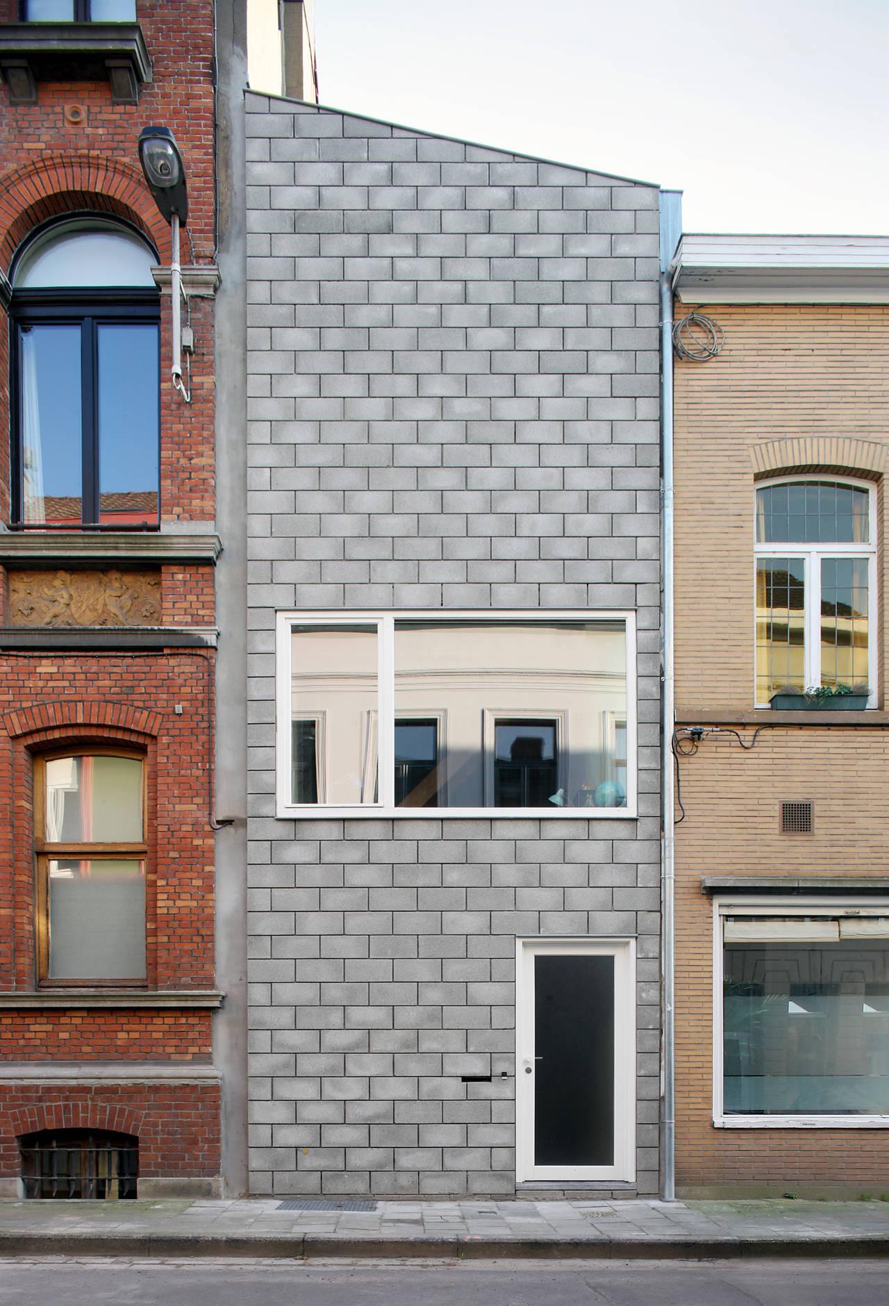 Casa 12k / Dierendonck Blancke Architecten, © Filip Dujardin