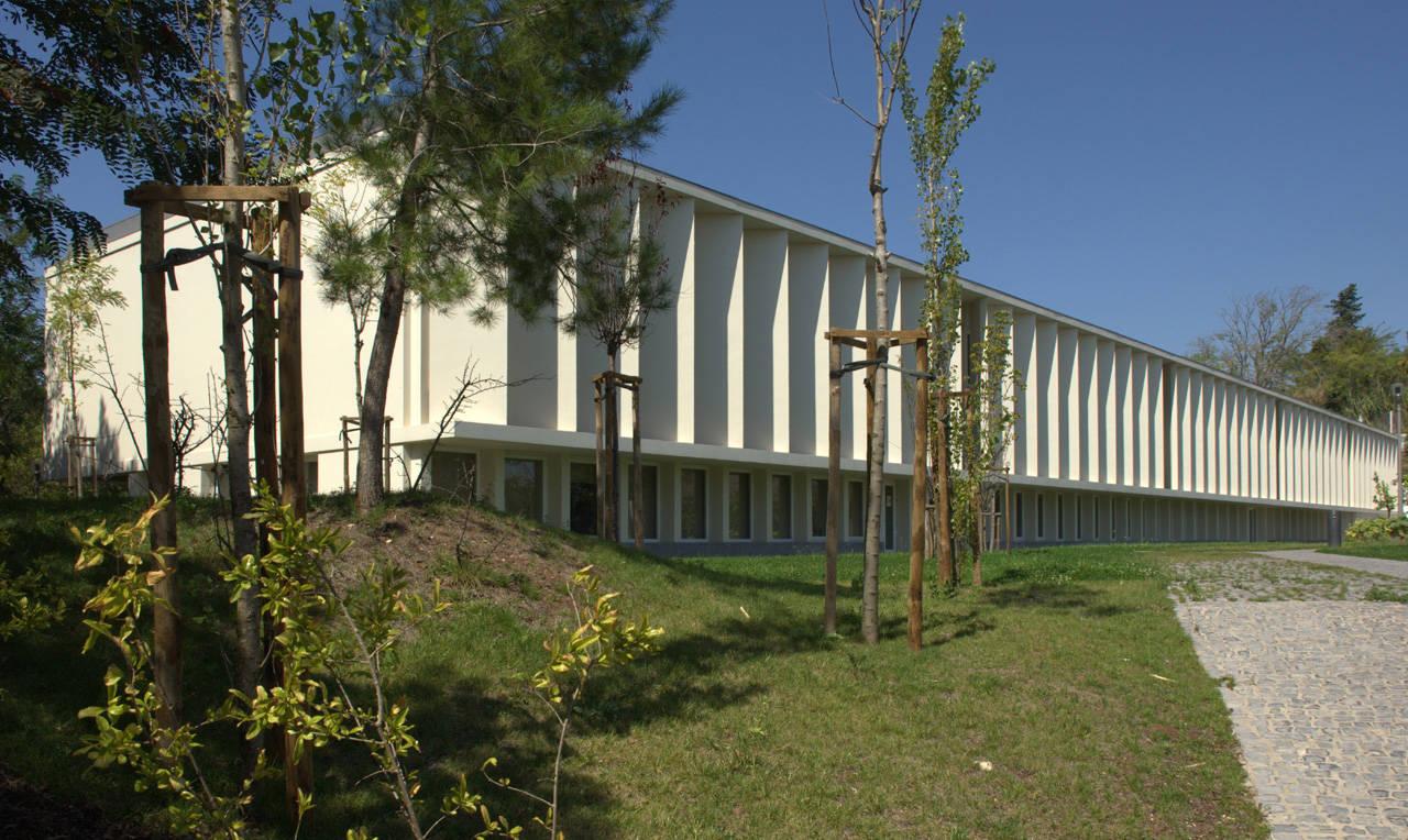 Escola Francisco de Arruda / José Neves  , © Laura Castro Caldas & Paulo Cintra