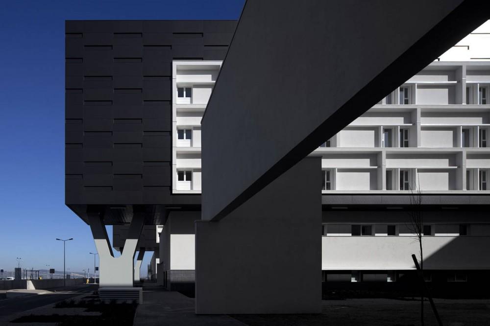 Hospital Beatriz Angelo / Saraiva & Associados + PINEARQ, © FG+SG – Fernando Guerra, Sergio Guerra