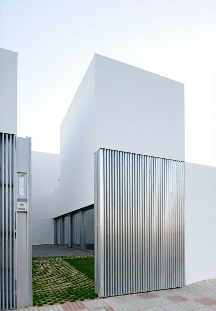 Galeria de casa rg estudio arquitectura hago 11 for Casa estudio arquitectura
