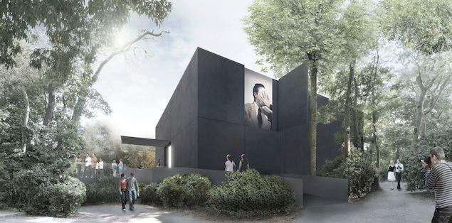 Proposta Vencedora do Concurso Internacional para o Pavilhão da Austrália na Bienal de Veneza / Denton Corker Marshall, Cortesia de Denton Corker Marshall