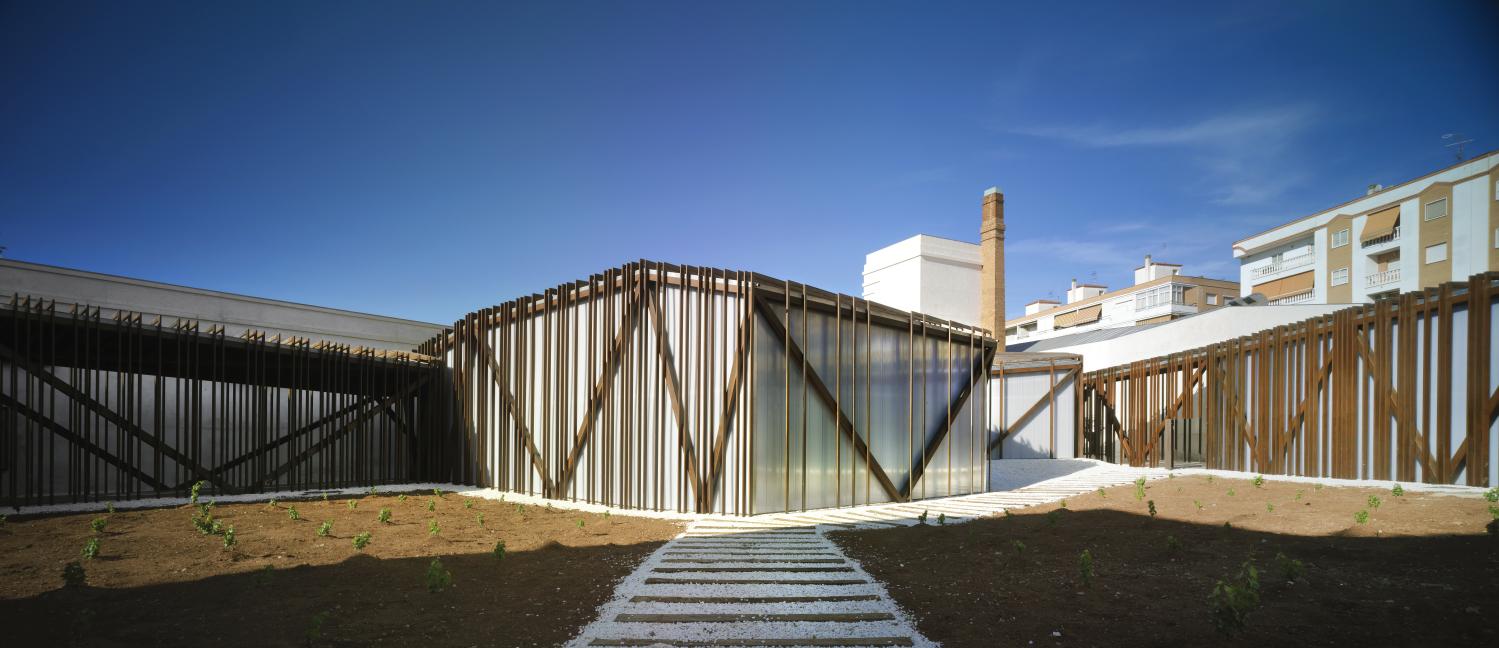 Reabilitação da Antiga Destilaria Extrameña / GAP Arquitectos, © Jesús Granada