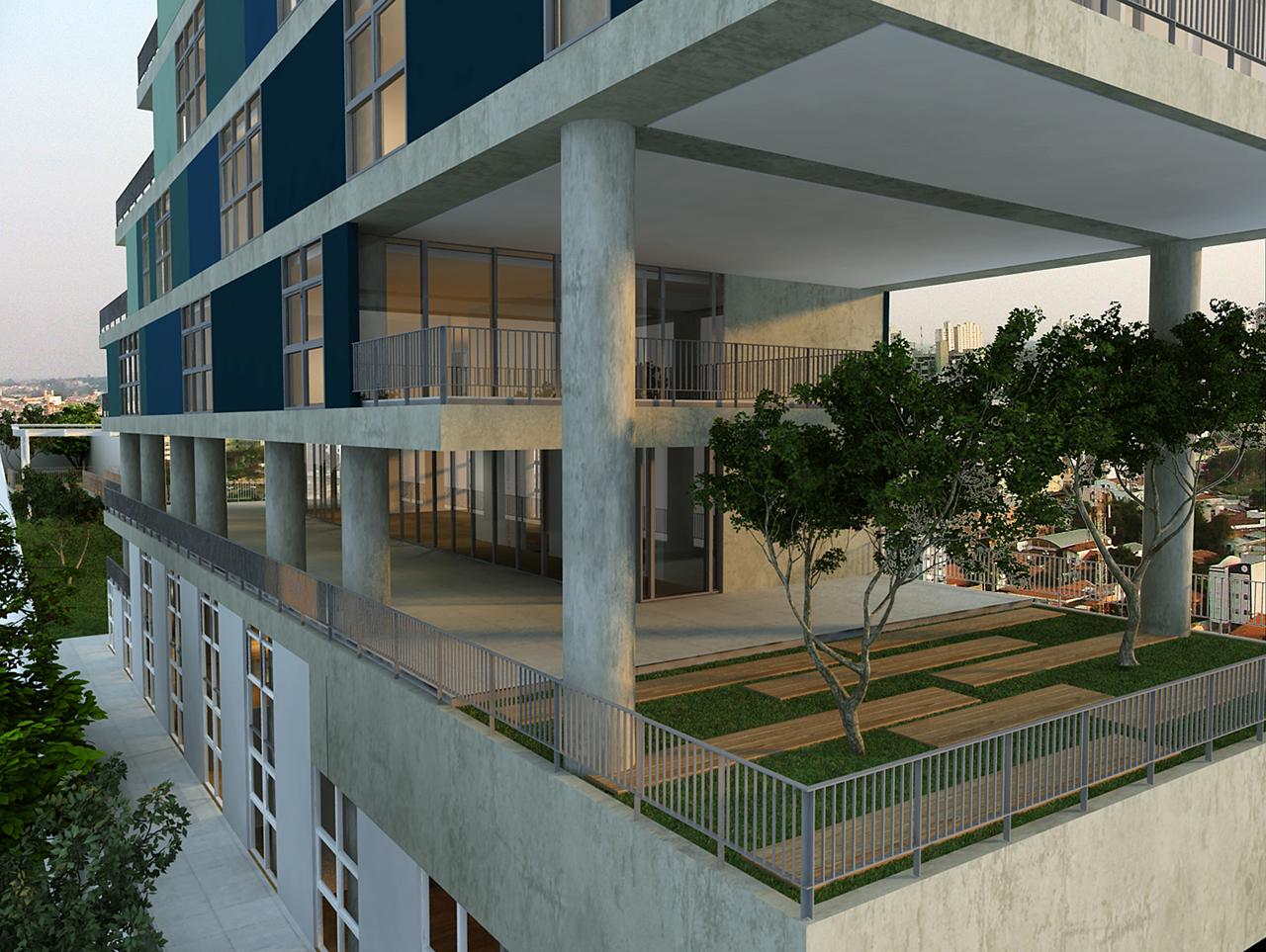 Fabuloso Galeria de Em Construção: Edifício Comercial João Moura / Nitsche  RM41