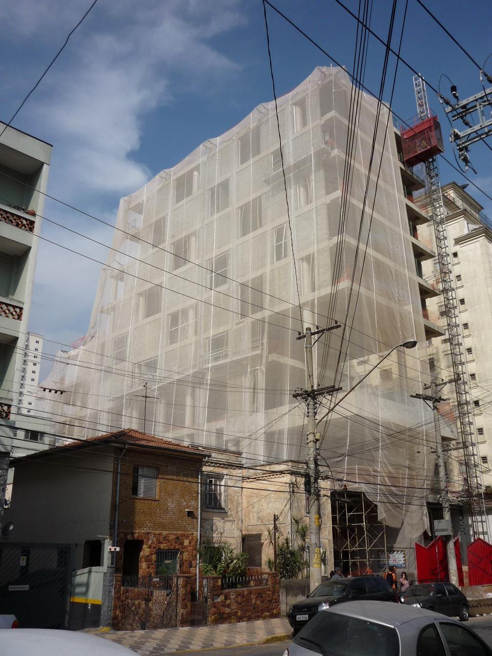 Em Construção: Edifício Comercial João Moura / Nitsche Arquitetos Associados , © Nitsche Arquitetos Associados