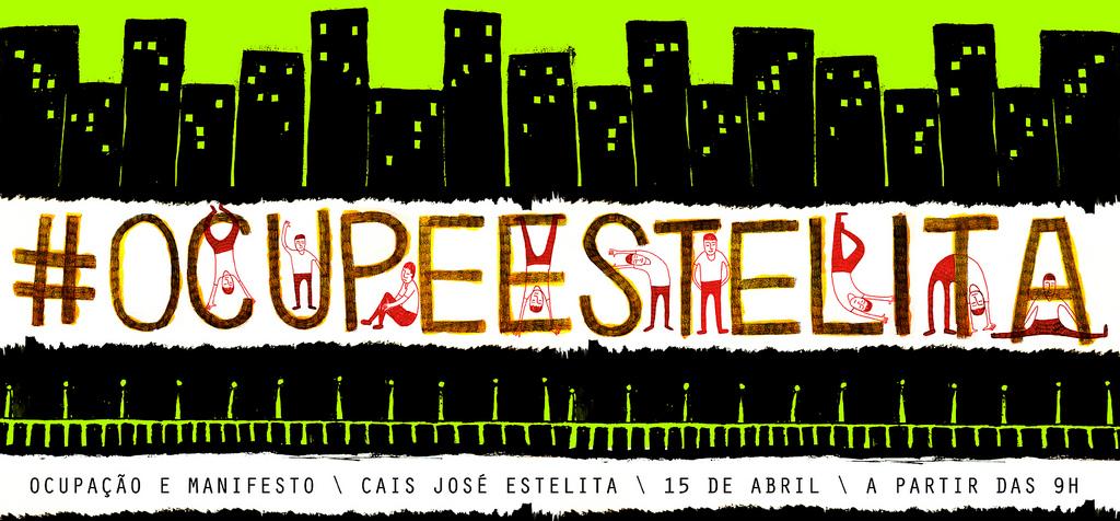 Ocupação e Manifesto: #ocupeEstelita / Recife - Pernambuco