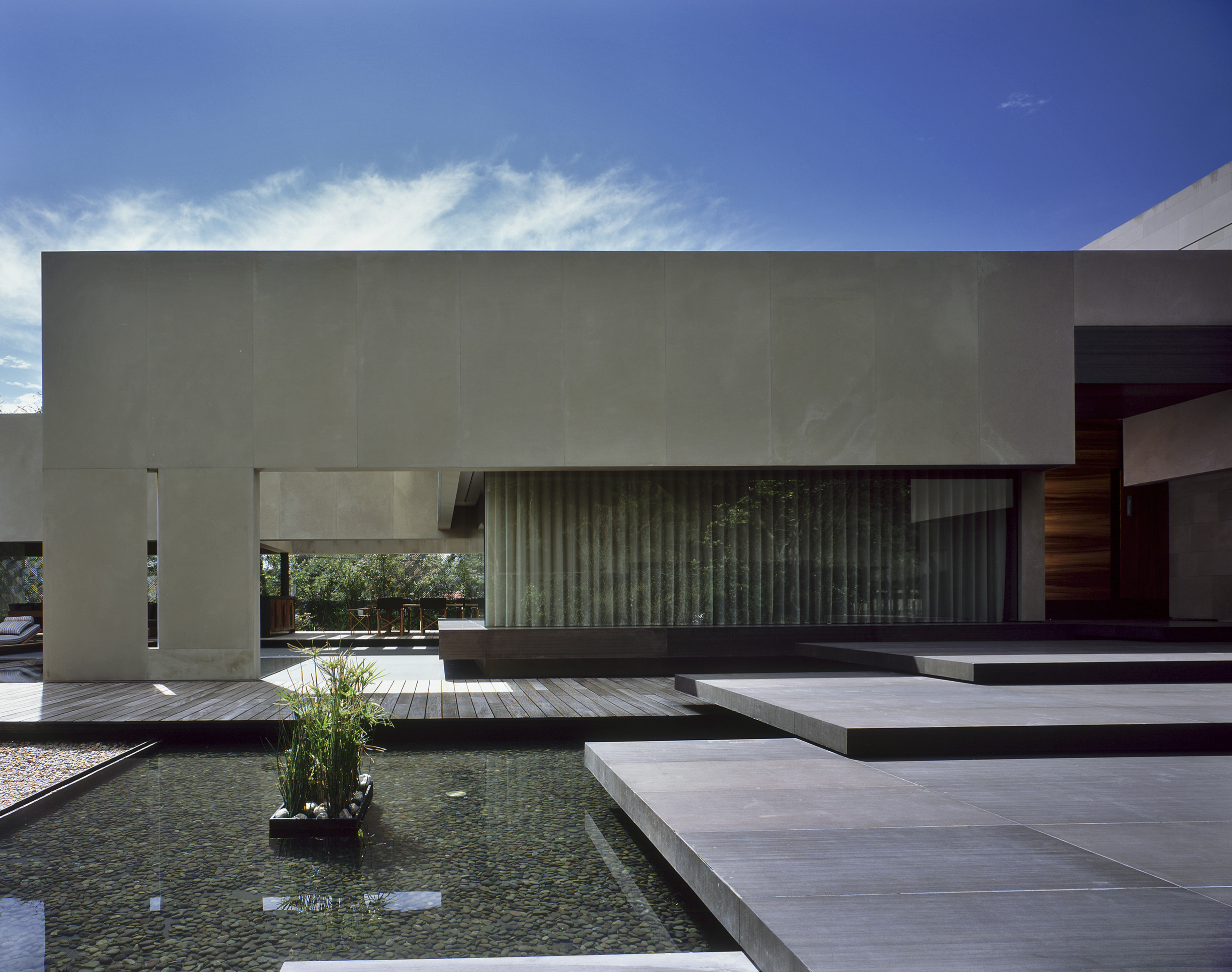 Casa Reforma / Central de Arquitectura, Cortesia Central de Arquitectura