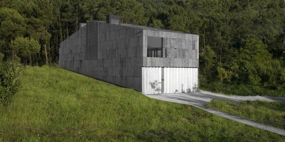Casa de Cortiça / Arquitectos Anónimos + Paulo Teodósio , © Ivo Canelas