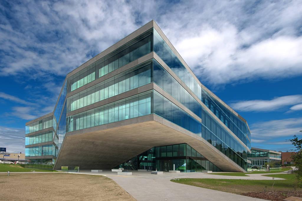 Sede Administrativa do Grupo E / Ipas Architects, © Cortesia de Ipas Architects