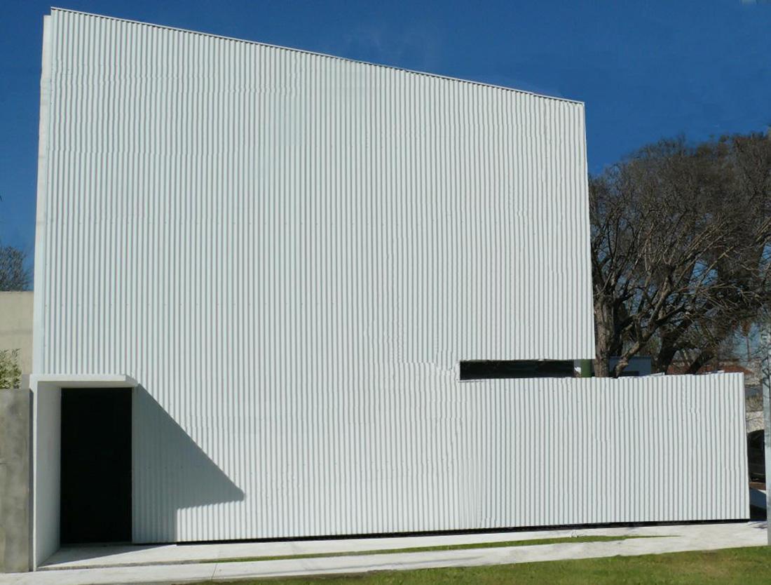Escritório de Arquitetura em Martinez / Alric Galindez Arquitectos, © Alric Galindez
