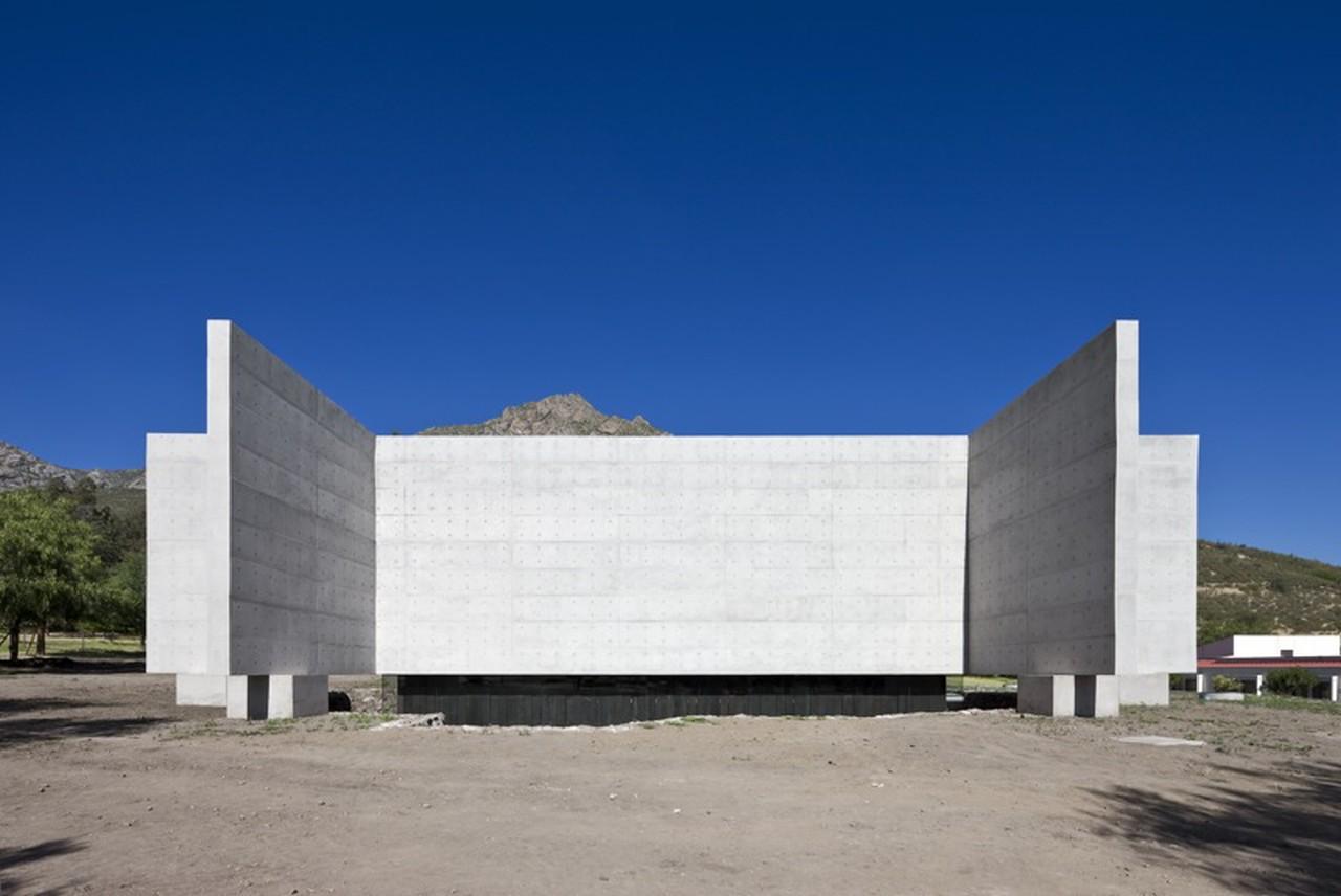 Capela Del Retiro / Cristián Undurraga, © Sergio Pirrone