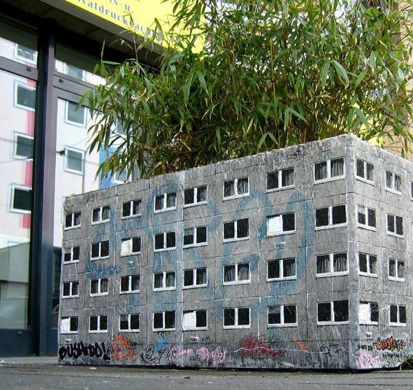 Intervenção urbana: uma interpretação da vida nos edifícios, Via evoltaste.com