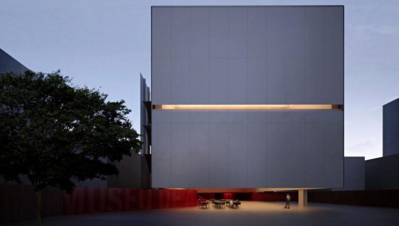 Museu de Arte Moderna de Santos / Metro Arquitetos Associados + Paulo Mendes da Rocha, © Metro Arquitetos Associados
