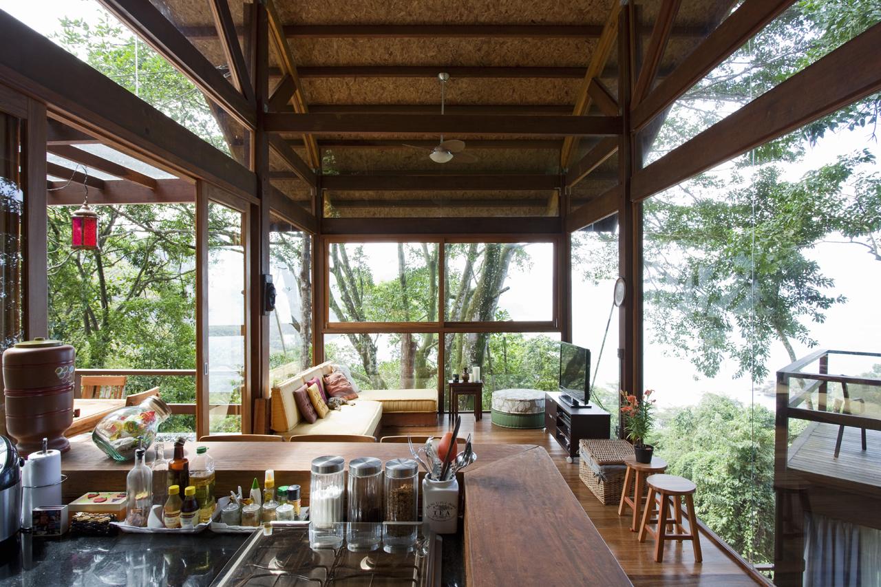 Airbnb Tiny Houses Casa Na Praia Do Felix Vidal Amp Sant Anna Archdaily Brasil