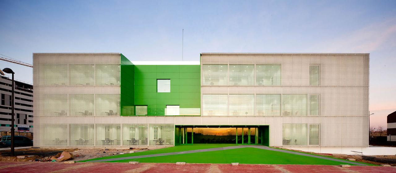 Centro de Serviços Sociais / dosmasuno arquitectos, © Miguel de Guzmán