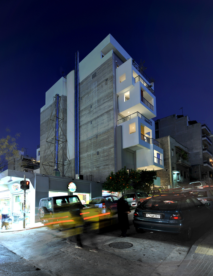 Cubos Urbanos / KLab architects , © B. Louizidis
