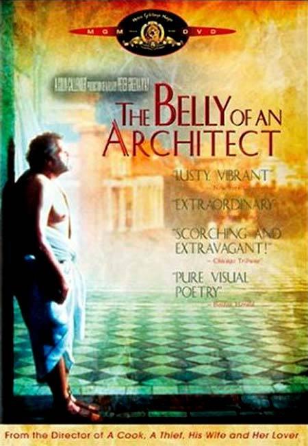Cinema e Arquitetura: A Barriga Do Arquiteto, Imagens do filme