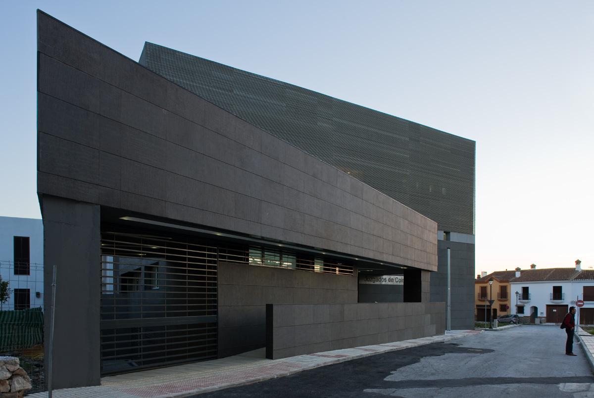 Tribunal de Coín / Donaire Arquitectos, © Fernando Alda