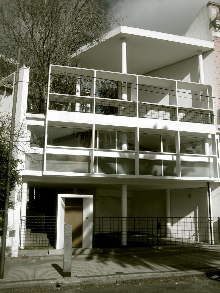 Clássicos da Arquitetura: Casa Curutchet / Le Corbusier, © ARQ+HIS