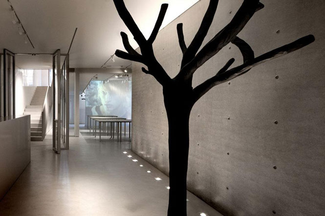 Exposição de Arquitetura: Tadao Ando / Milão - Itália, Cortesia de Duvetica