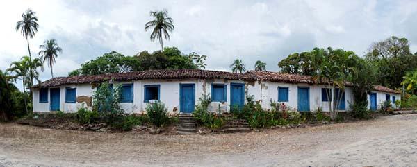MCB realiza mostra fotográfica e livro sobre bens tombados no Litoral Paulista e no Vale do Paraíba / São Paulo - SP, Sede da Fazenda Santana em São Sebastião - Cortesia MCB