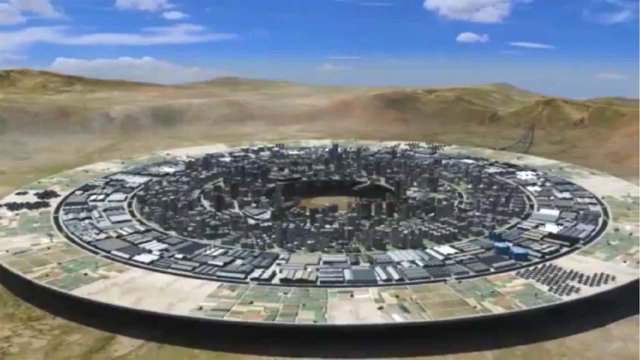 Video: ClockWork City - o sonho de uma cidade sem necessidade de transporte