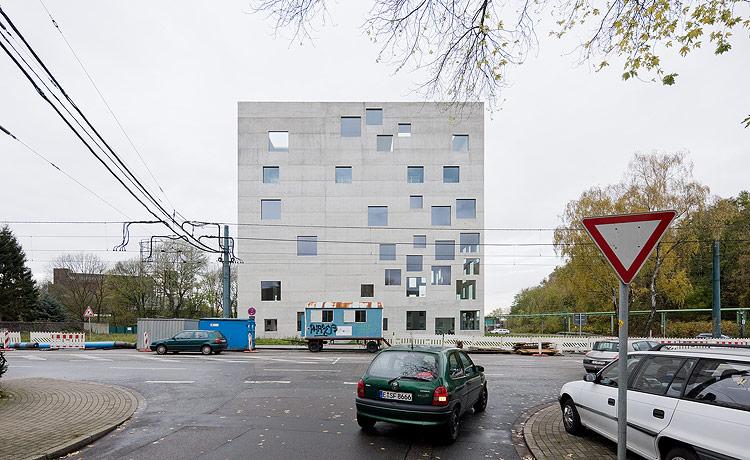 Zollverein School: Escola de Administração e Design / SANAA, © Iwan Baan