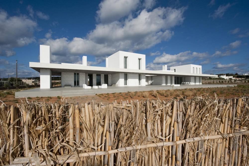 Casa A+B / buerger katsota architects, © Dimitris Kalapodas