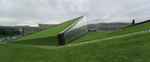 BTEK – Centro de Interpretação Tecnológico / ACXT, © Aitor Ortiz