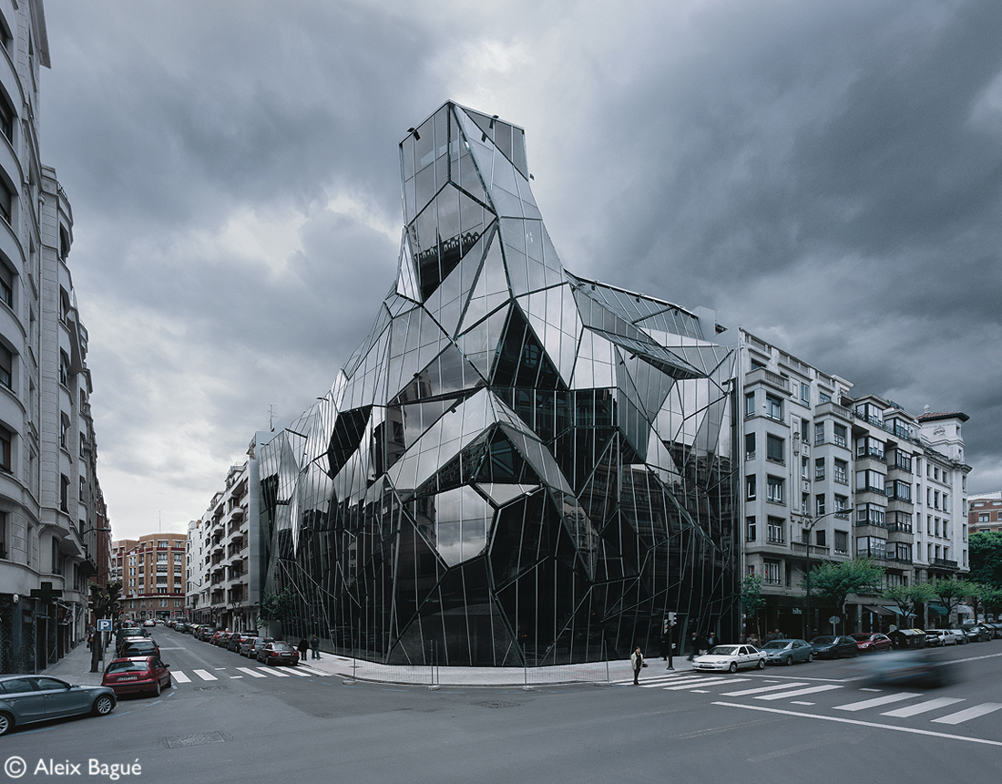 Sede do Departamento da Saúde Basco em Bilbao /  Coll-Barreu Arquitectos  , © Aleix Bagué