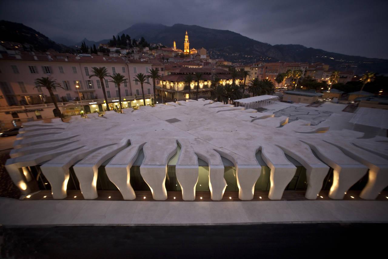 Museu Jean Cocteau / Rudy Ricciotti, © Agência Rudy Ricciotti
