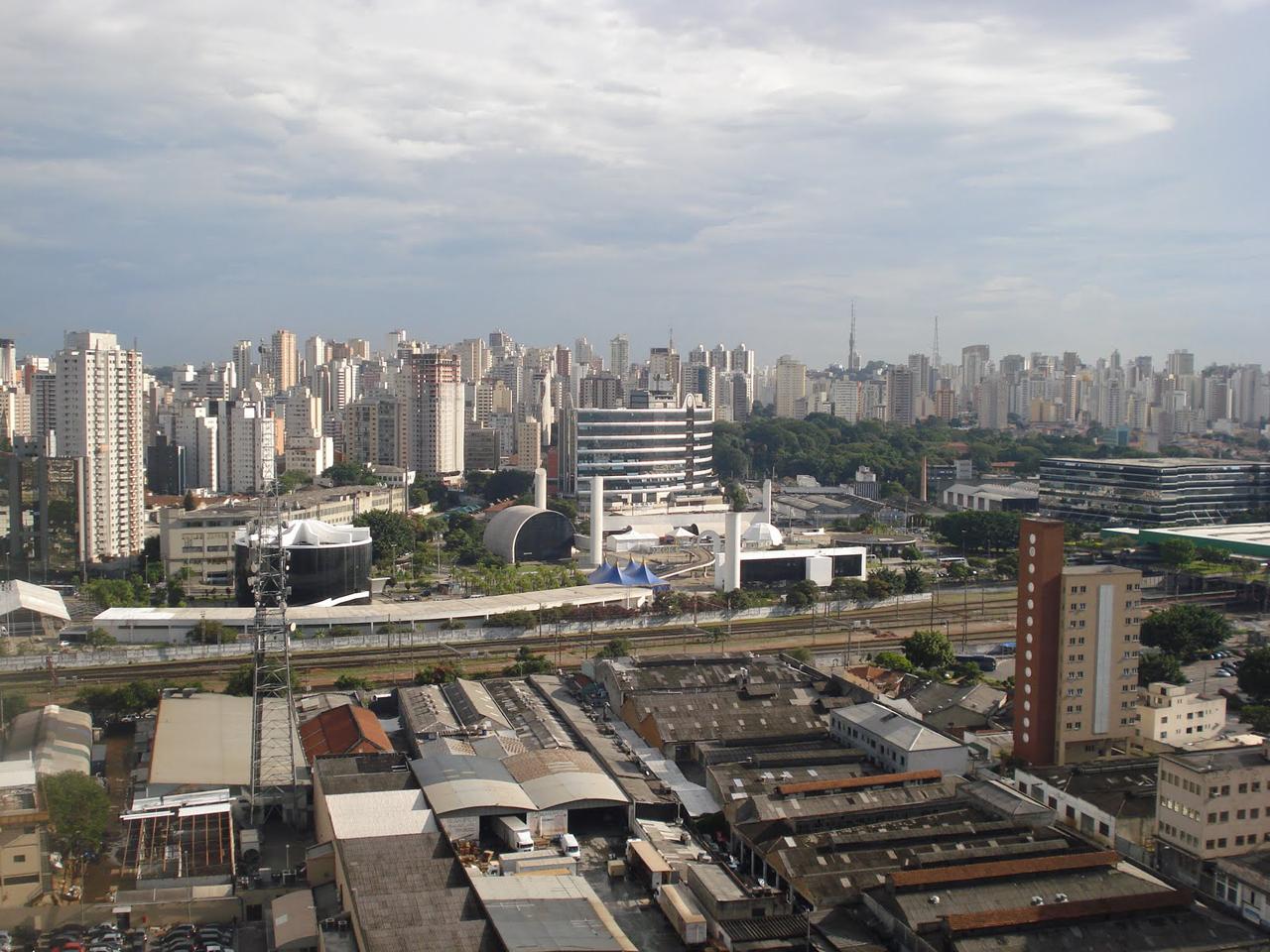 Prefeitura de São Paulo testa modelo de NY na Barra Funda, Via ellortbarrafunda