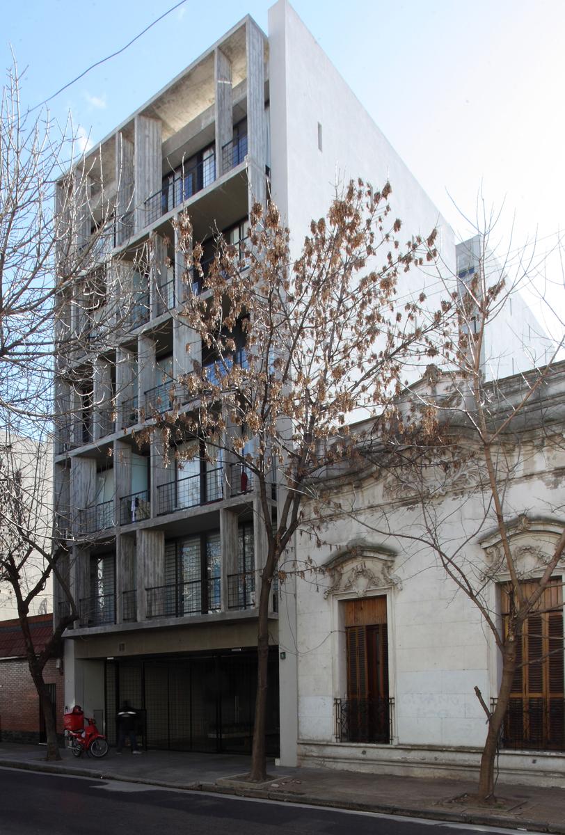 Edifício EEUU 4263 / BAK Arquitectos, © Gustavo Soza Pinilla