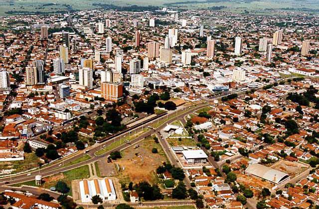 Davis Brody Bond e Aedas construirá um Centro Comercial no Brasil, Araçatuba