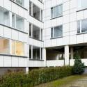 Edifício em Hansaviertel, Berlin, Alemanha – Alvar Aalto © Pedro Kok