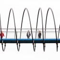 Ponte Slinky Springs to Fame, Oberhausen, Alemanha – Tobias Rehberger © Pedro Kok