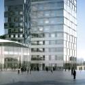 Cortesia de Dominique Perrault Architecture