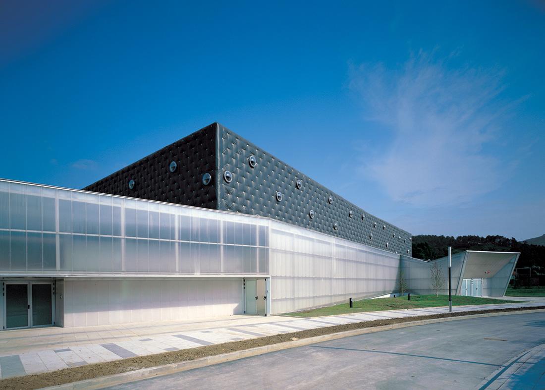 Centro Esportivo Bakio / ACXT, © Cesar San Millán