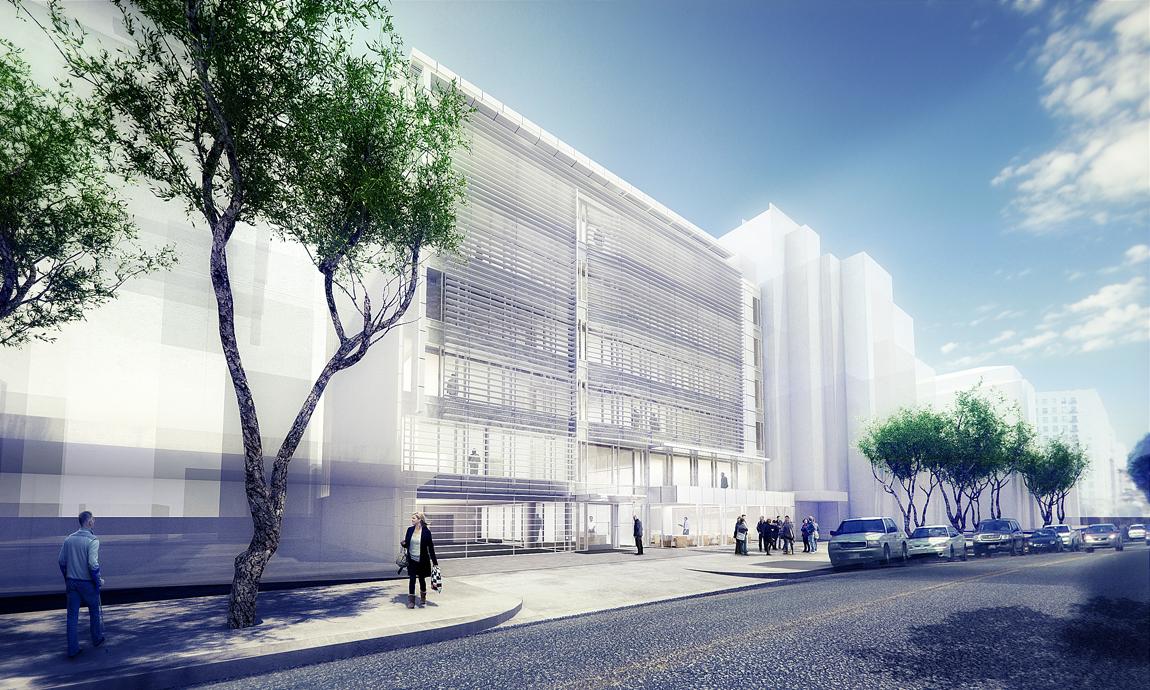 Richard Meier & Partners acaba de anunciar seu primeiro projeto no Rio de Janeiro, Cortesia  Richard Meier & Partners Architects LLP